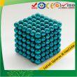Magnetic Buckyball Nanodots